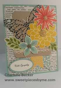 www.sweetpiecesbyme.com Flower Patch