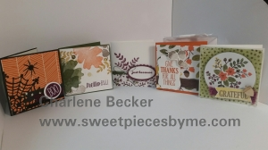 Mini Cards - www.sweetpiecesbyme.com