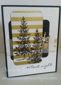 Silent Night, Winter Wonderland Charlene Becker www.sweetpiecesbyme.com