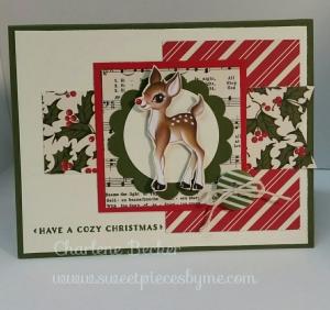 Cozy Christmas, Home for Christmas - Sweetpiecesbyme.com